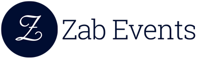 Zab Events Mobile Logo