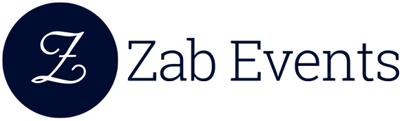 Zab Events Retina Logo